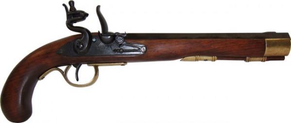 Kentucky-Pistole,Steinsch, USA19Jh.