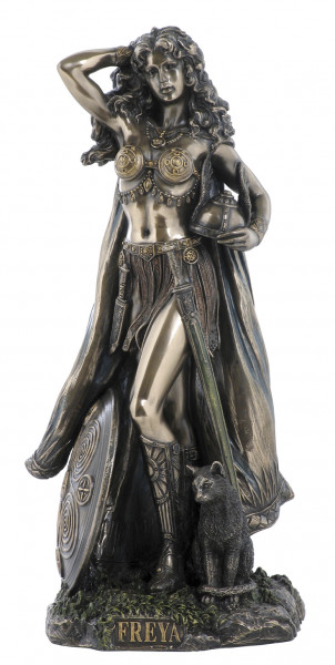 Freya,Göttin d.Liebe