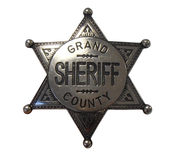 "Sheriff Stern""Grand County"""