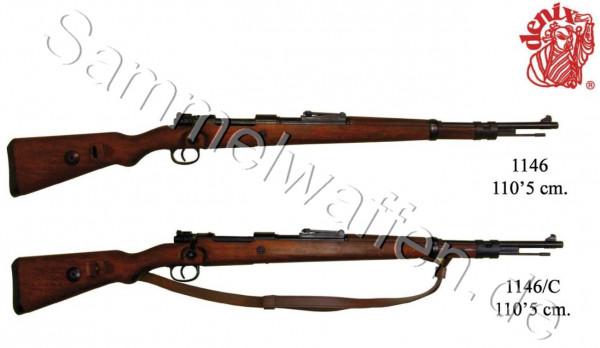 Karabiner 98K Mauser 1935 o.Gurt