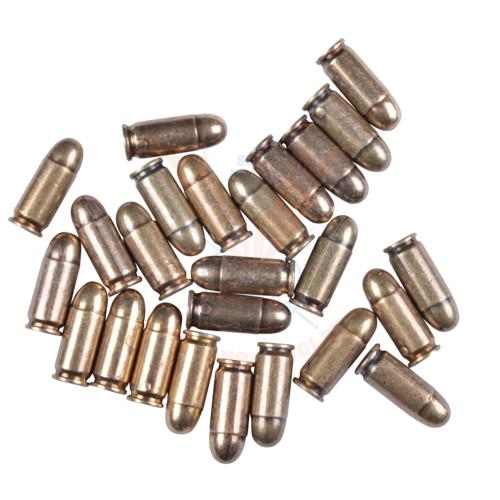 25 Kugeln für M1