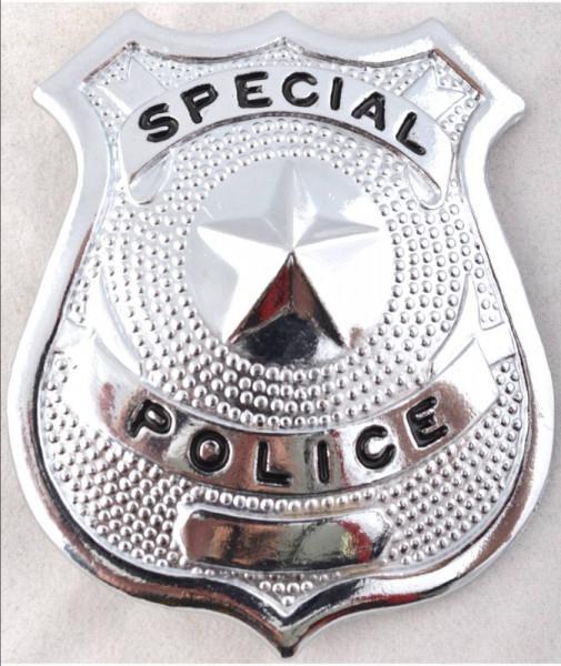 Special-Police Stern,vernickelt