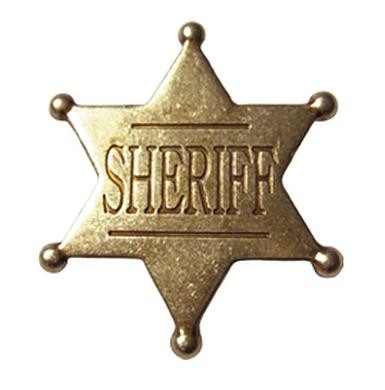US-Sheriffstern