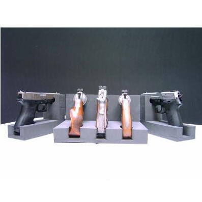 Waffenhalter für 1 Kurzwaffe