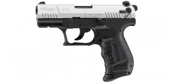 Walther P22 Schreckschuss Pistole cal. 9 mm - bicolor