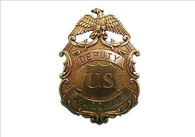 US Deputy Marshal Stern Adler