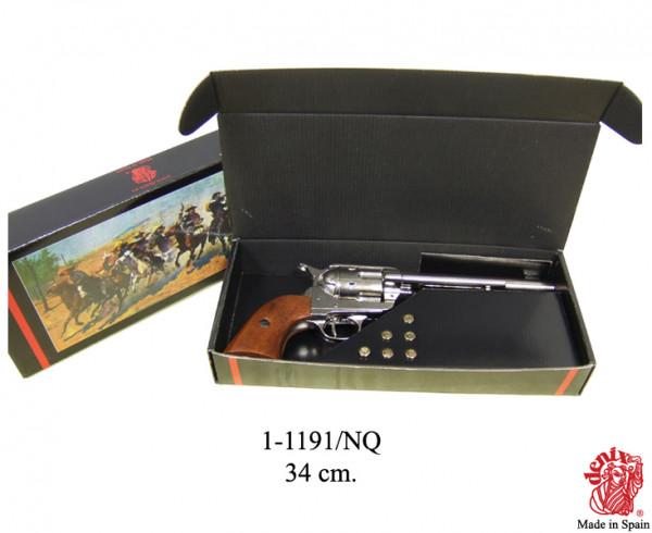 Kavallerie-Colt,Kal.45,vernickelt