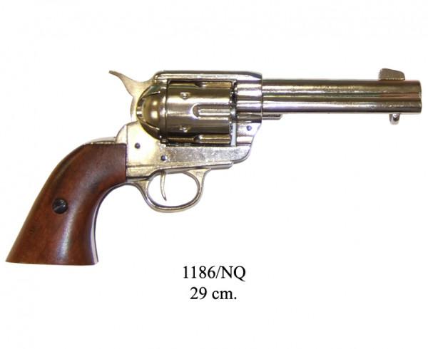 45er Colt Peacemaker,vernickelt