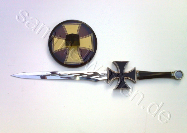 Dolch - Eisernes Kreuz
