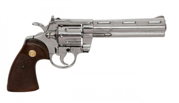 Zombie-killer Python 357 Magnum