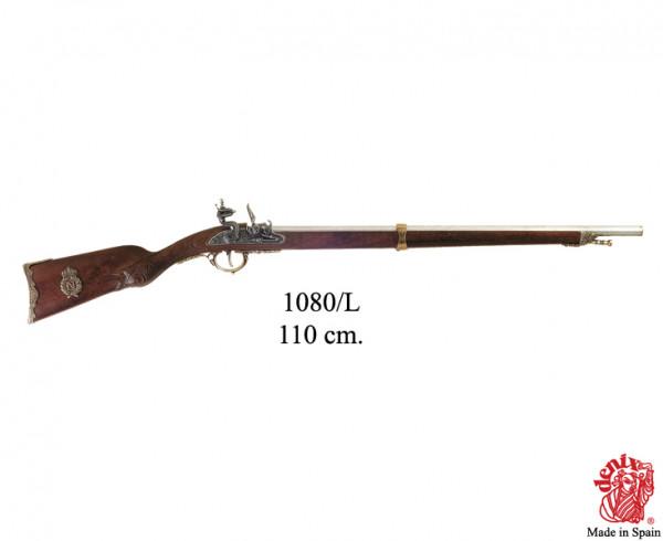 Gewehr Napoleon messingf.