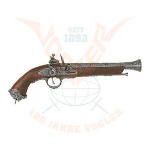 Ital.Steinschloßpistole 18.Jhd.
