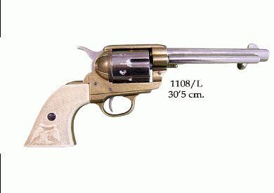 45er Colt, USA 1873,messingf.