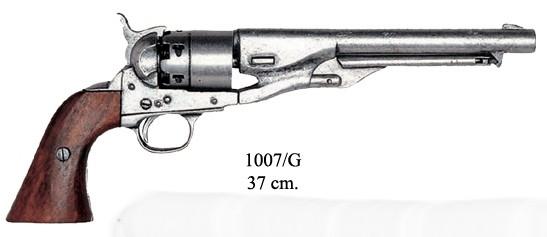 Colt Mod. M 1860 silberf.