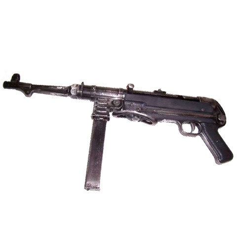MP40 Ganzmetall Modelgun STG Schmeisser