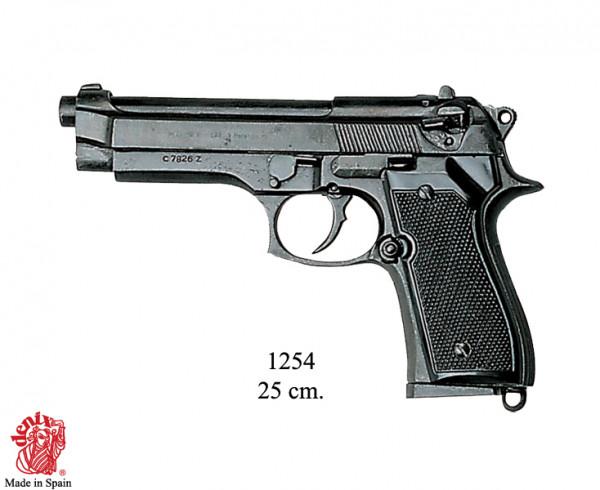 Beretta-Pistole 92 F,9mm Parabellum