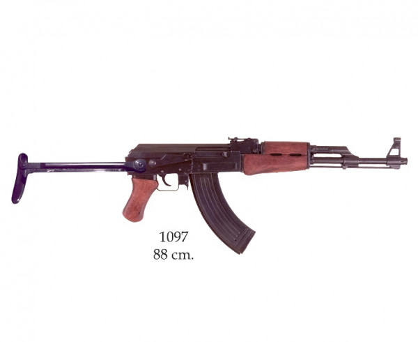Kalashnikov AK 47,Metallbügel