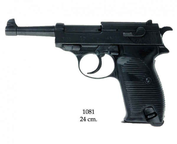 Dt.Walther P38,.a.d.2.Weltkrieg